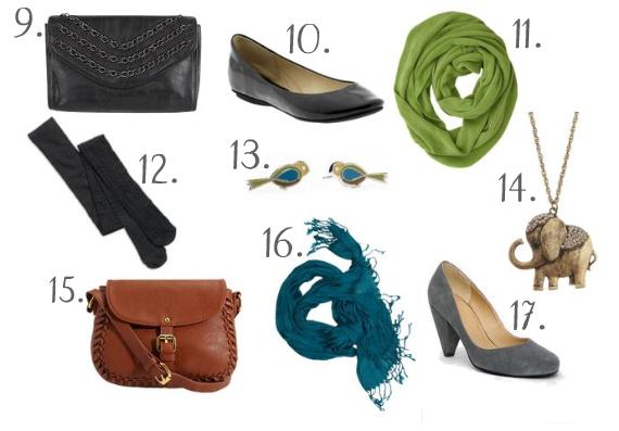 December Lust List- Accessories