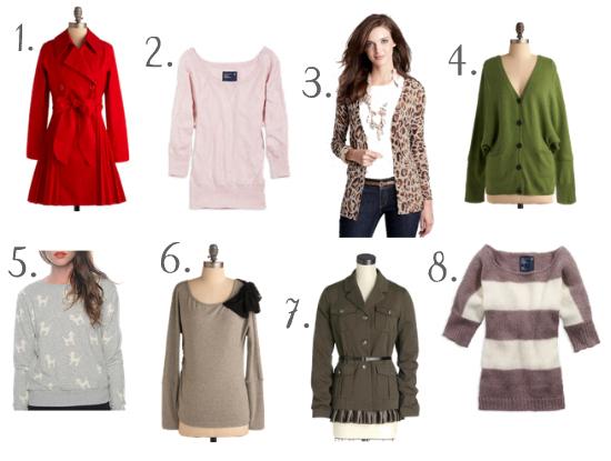 December Lust List- Clothes