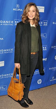 Elizabeth Olsen Sundance