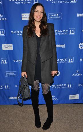 Liv Tyler Sundance Film Festival